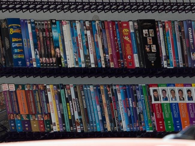 DVD boxsets include Everybody Loves Raymond, Buffy, Dukes of Hazzard, Friends and The Golden Girls. Picture: Mega
