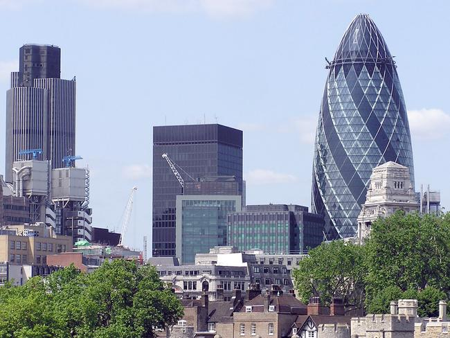 London is home to the most billionaires at present, but that is expected to change.