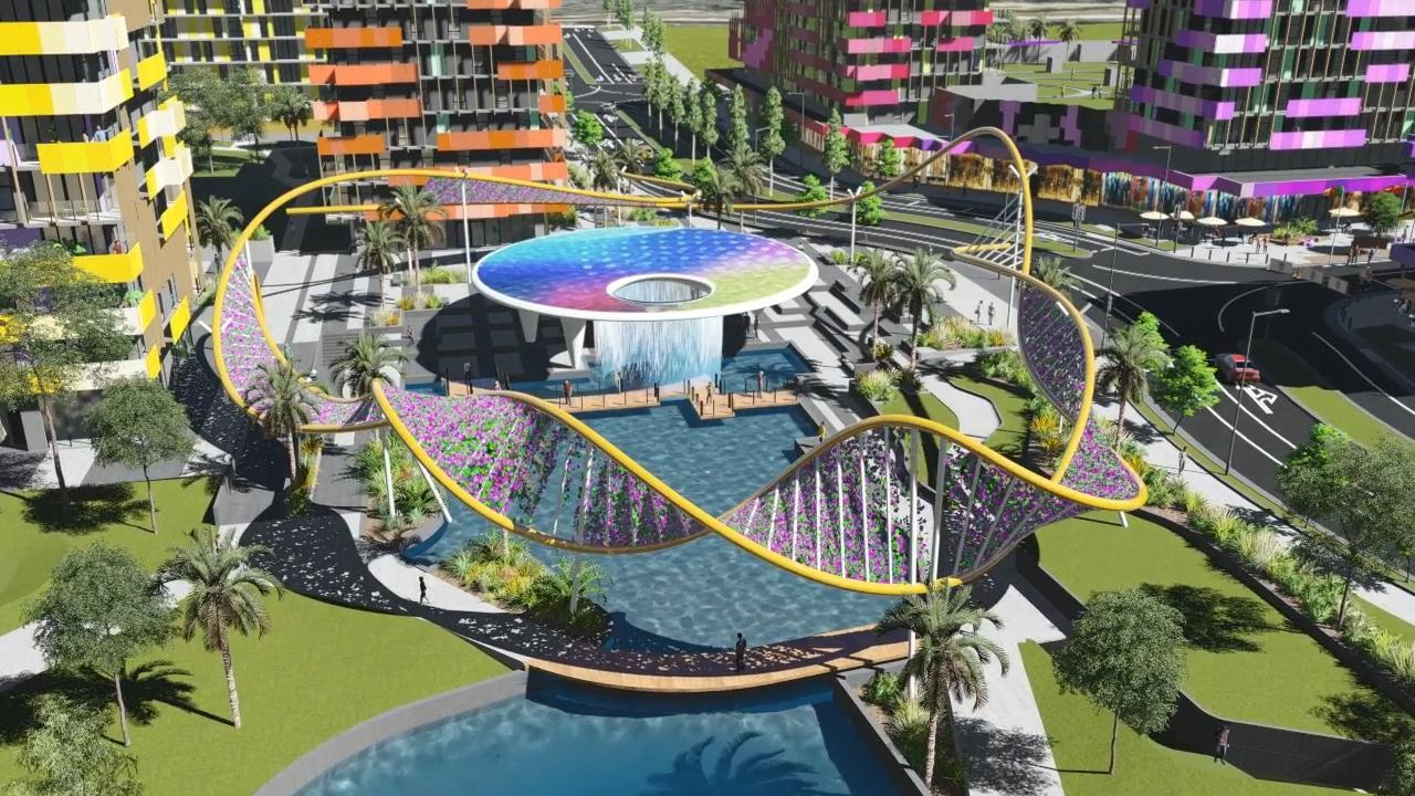 Image result for commonwealth games athletes village gold coast