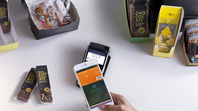 ANZ and ING are two of the biggest banks in Australia to offer Apple Pay.
