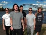 <p>US band Foo Fighters to perform an intimate gig at Goat Island, Sydney Harbour tonight. Members Chris Shiflett (guitar), Dave Grohl (vocals), Pat Smear (guitar), Nate Mendel (bass).Taylor Hawkins (drums). Picture: Adam Ward</p>