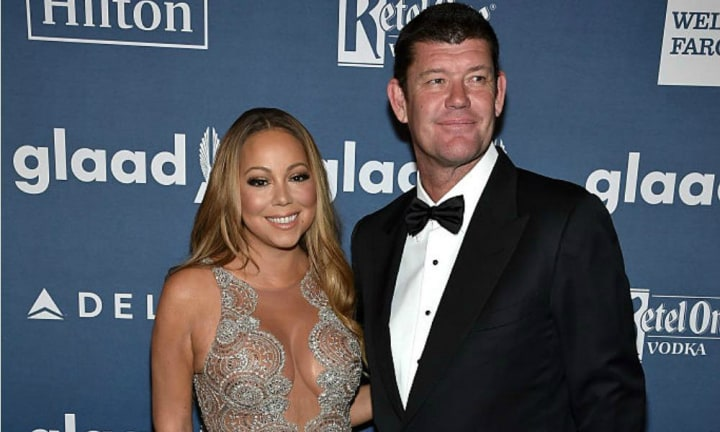 James Packer opens up on 'Mariah Carey mistake'