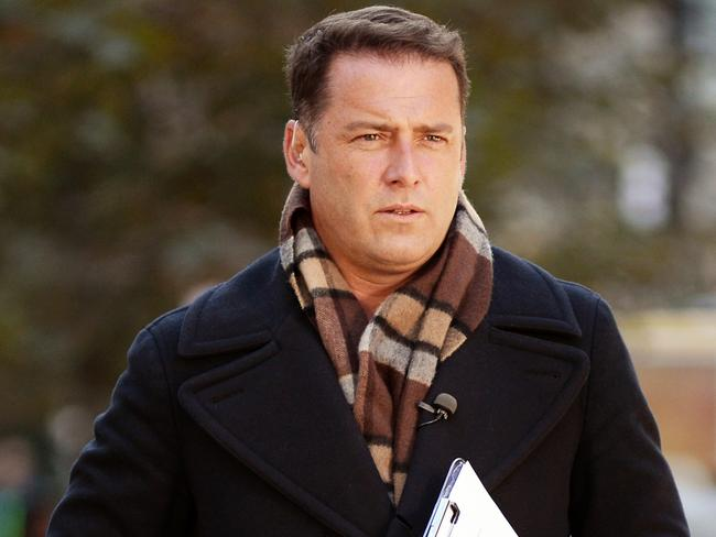 Stefanovic has been at the centre of a media storm since the split.