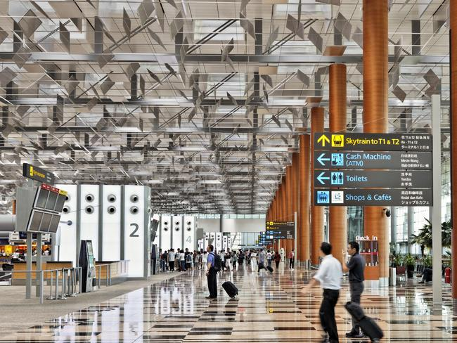 All the more reason to shop big at Changi Airport. Picture: Supplied