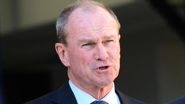 Martin Hamilton-Smith says Australia needs to force its way into the $400 billion space industry.