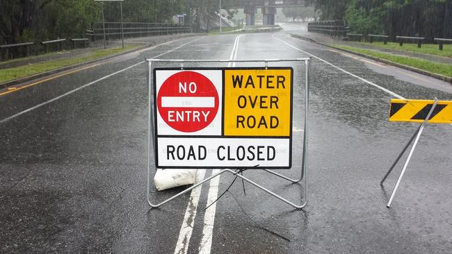 Southeast Queensland road closures and advice | The ...