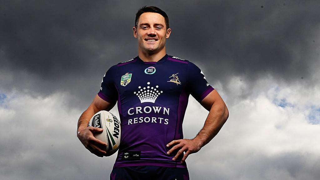 Cooper Cronk Signs New Storm Deal Refuses To Rule Out Extending Beyond 2018 Herald Sun
