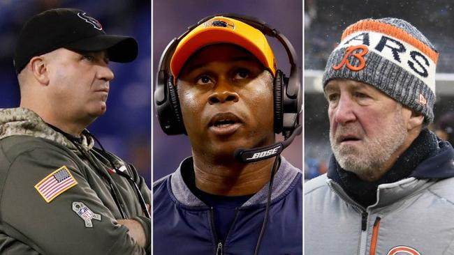 National Football League head coaches expected not to return next season Video