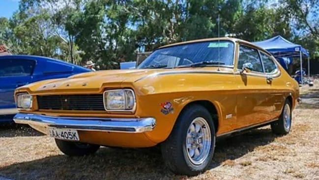 All Ford Day SA will be on at Bonython Park. Photo: Supplied