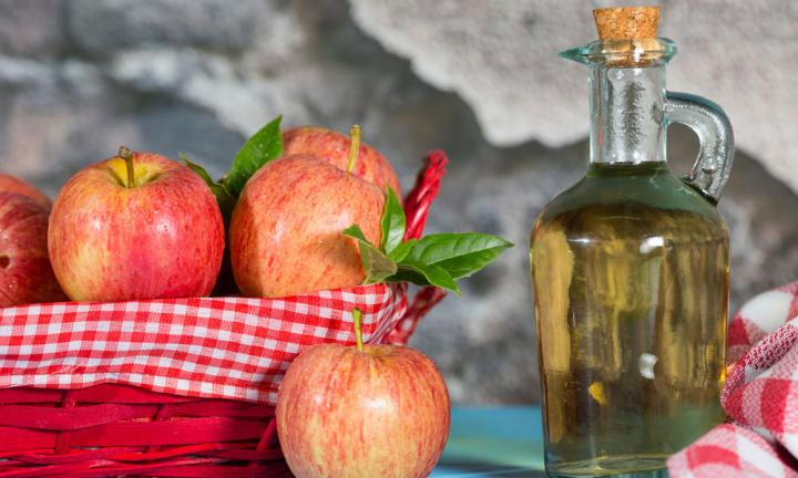 The health benefits of apple cider vinegar