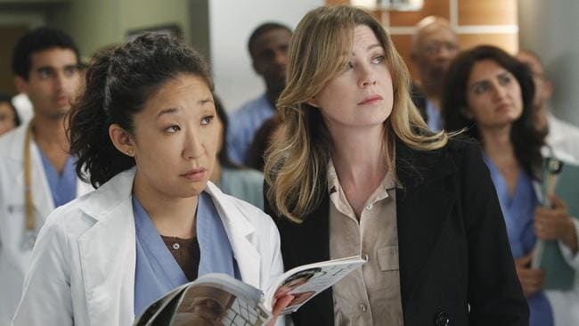 Obviously people have learnt nothing from Meredith and Cristina in Grey's Anatomy.