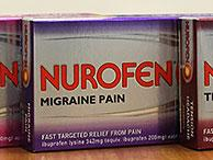Nurofen cops huge fine over dodgy pills