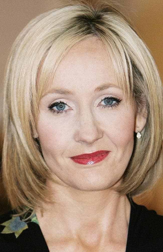 JK Rowling did pretty well with the first-born baton.