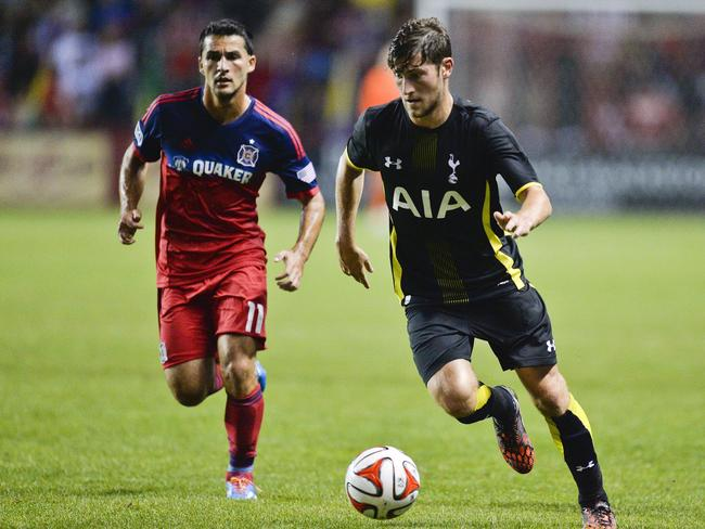 Tottenham hold out great hopes for Ben Davies.