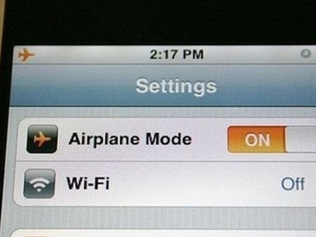 Turn your Airplane Mode on in areas where you have no signal.