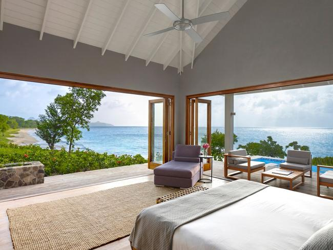 ... or wake up to this view in the Grenadines.