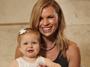 Sonia Kruger and Daughter Maggie
