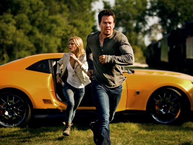 Transformers: Age of Extinction is the fourth in the franchise, with Mark Wahlberg now the movie's main man.