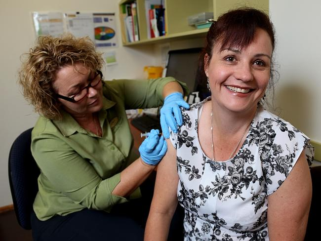 Be prepared ... More than one in two young-to-middle-aged adults are flouting expert warnings by choosing not to vaccinate against influenza.
