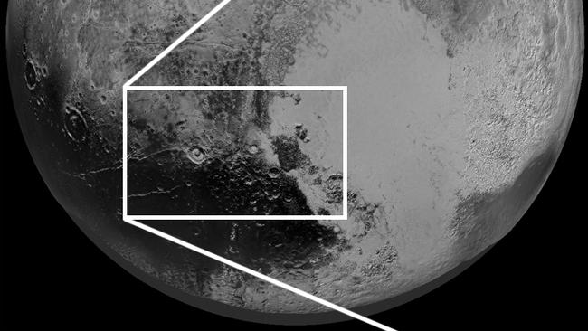 Pluto: NASA releases images showing atmospheric haze, ice patches