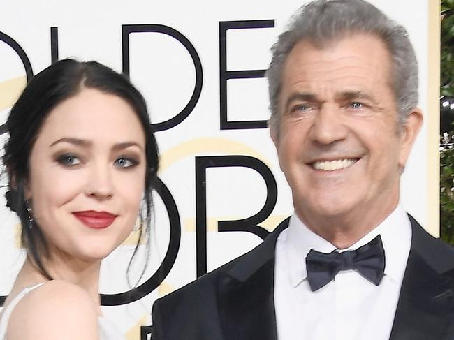 Mel Gibson a dad for ninth time