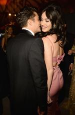 Mark Ruffalo and Katy Perry attend The Weinstein Company and Netflix Golden Globe Party, presented with DeLeon Tequila, Laura Mercier, Lindt Chocolate, Marie Claire and Hearts On Fire at The Beverly Hilton Hotel on January 10, 2016 in Beverly Hills, California. Picture: Kevin Mazur/Getty Images for The Weinstein Company