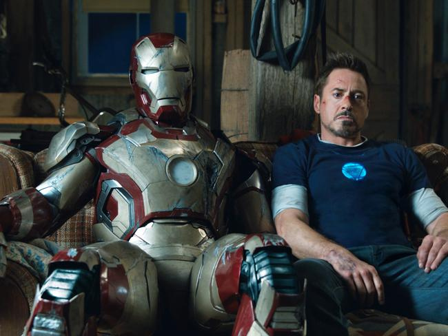 Iron Man is making Downey Jr millions.