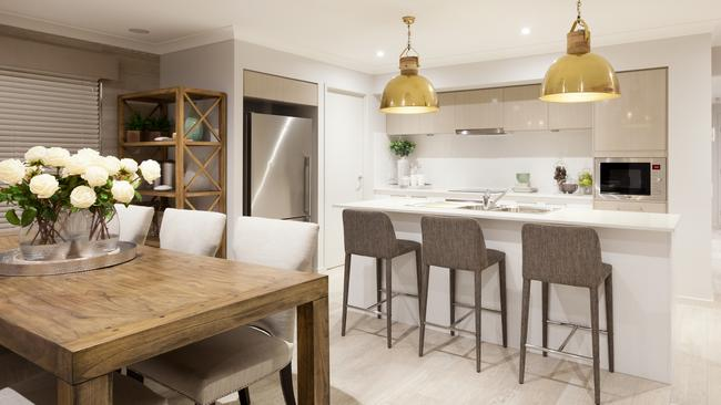 Stylemaster Homes are one of the builders in boutique estate Ellendale at Upper Kedron.