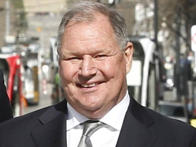 Lord Mayor Robert Doyle quit after the claims were made.
