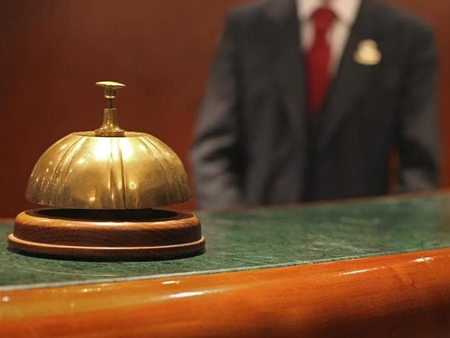 Be nice to the front desk staff — they could make or break your hotel stay.