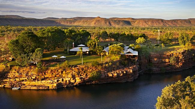A group of retirees had paid up for the Kimberley trip they planned to take next year. Picture: Tourism Western Australia