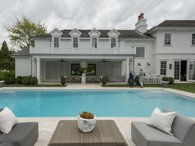 This Hamptons home in the US captures all the signature features of the style.