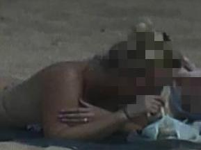 Camera spies on women at Sydney beach