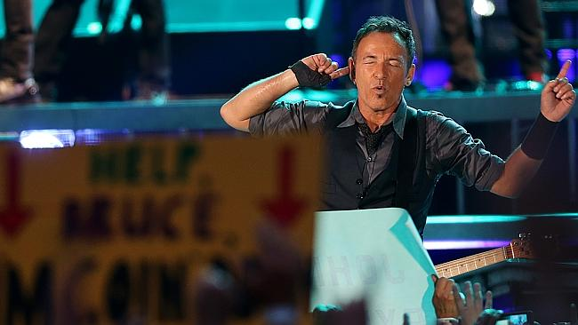 Bruce Springsteen thrilled Melbourne fans by performing the full Born in the USA and Born