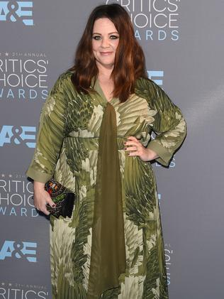 Actress Melissa McCarthy. Picture Jason Merritt/Getty Images/AFP
