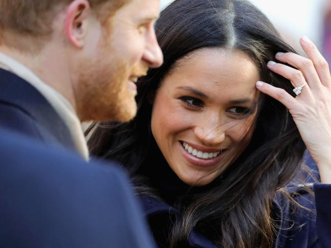 Meghan Markle will undergo terrorism training upon her induction to the Royal Family, UK media reports. Picture: Christopher Furlong/Getty Images.