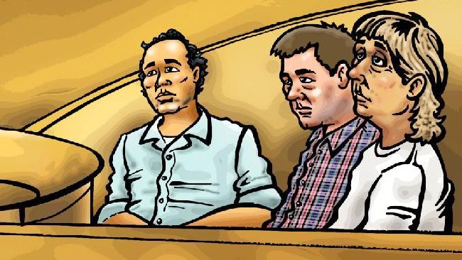 Accused contract killers