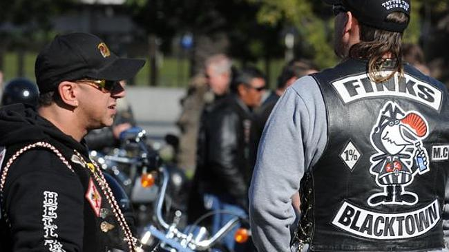 Hells Angels Toys For Tots : Outlaw gangs poised for deadly bikie war the courier mail