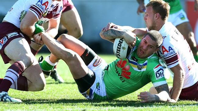 Joel Thompson has joined the Dragons.