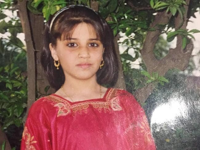 Naila Amin ... almost a quarter of a million children have been legally married in the US since 2000. Picture: Naila Amin