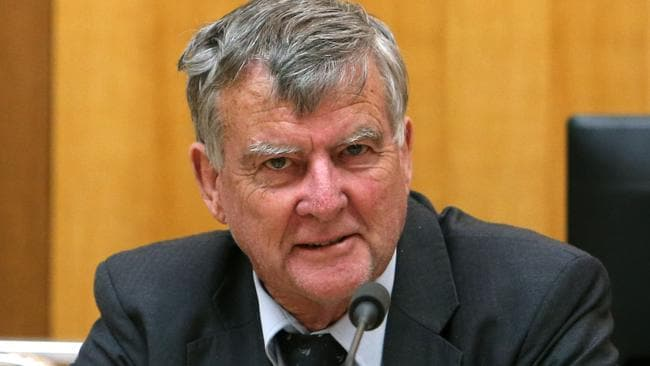 Senator Bill Heffernan would like to see the Royal Commission into Institutional Responses to Child Sexual Abuse extended.