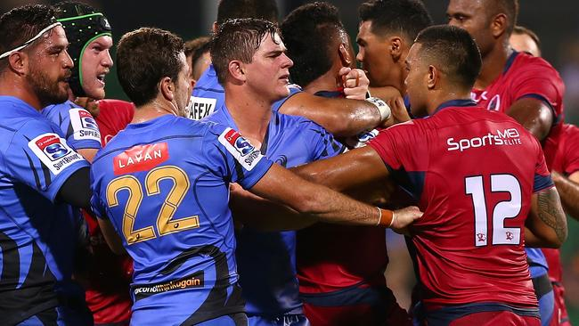 Queensland Reds ring changes for Super Rugby clash with Crusaders -Chris Kuridrani out; Izaia Perese in