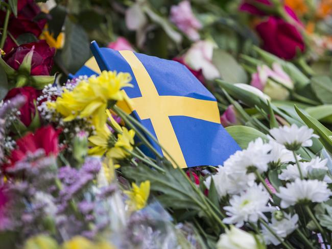 The suspect behind the Stockholm truck attack had been facing deportation and had extremist sympathies, Swedish police say.
