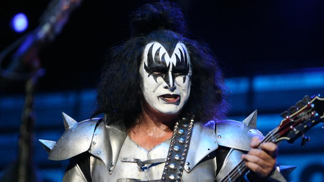 Keep it real ... when it comes to rock, it's all about being honest, says Gene Simmons.