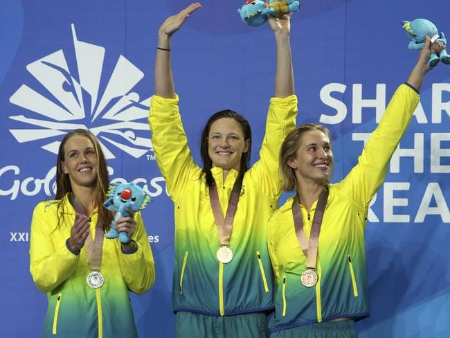 An Aussie trifecta in the butterfly - Commonwealth Games Day 4 Medal Tally, Swimming, Athletics Results, Kerri Pottharst Racial Comment