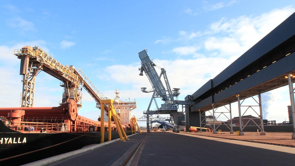 Arrium digs in for long haul adelaide now for Porte 7th sea