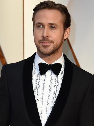 Ryan Gosling ended up scoring the lead in La La Land and an Oscar nomination for Best Actor. Picture: AFP