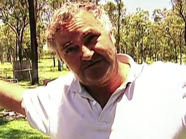 Speaking out ... Ivan Milat's younger brother Paul. Picture: ACA