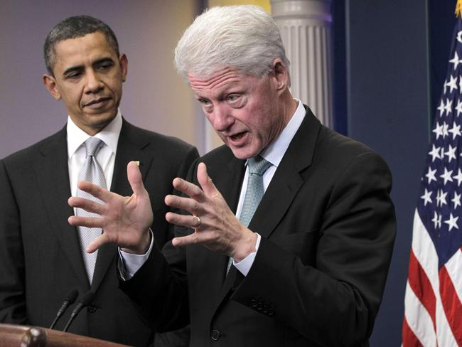 Klein claims Obama and Clinton loathe each other.