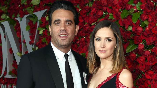 The Australian has found love with Bobby Cannavale.
